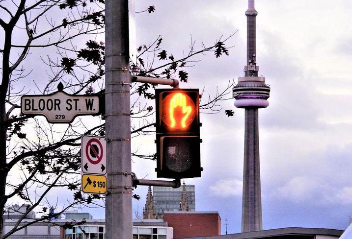 Bloor street Toronto Cushman and Wakefield. report