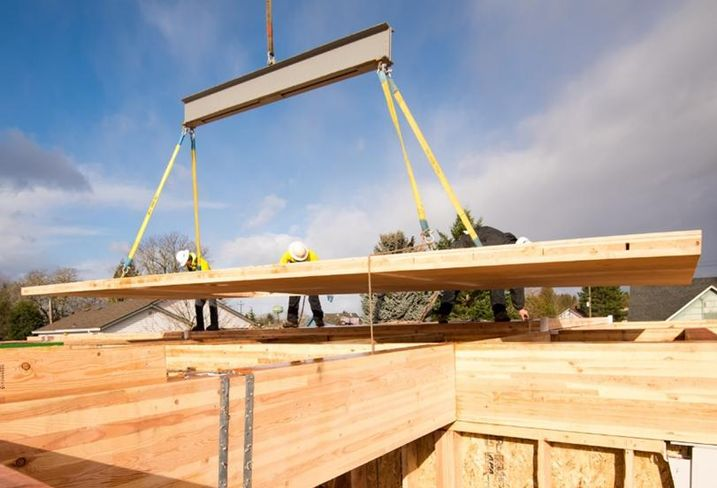 Cross-Laminated Timber Could Be The Next Big Thing In Construction