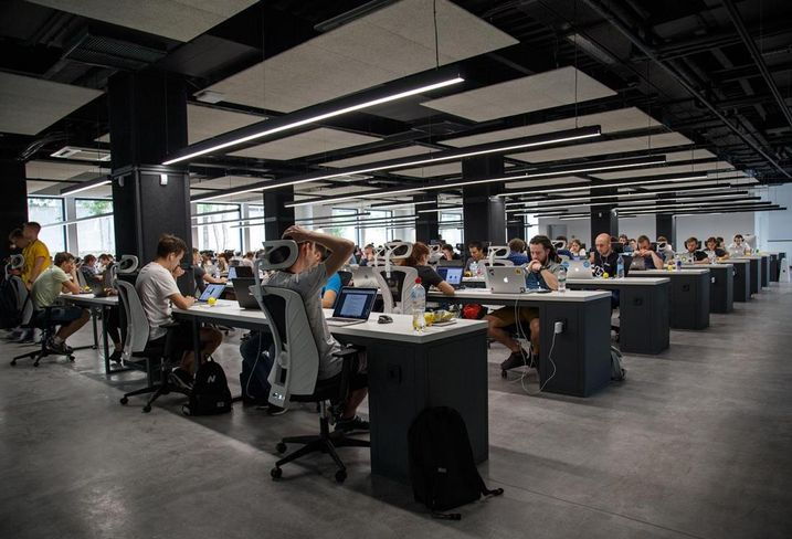For Successful Open Office Design, Form Follows Function