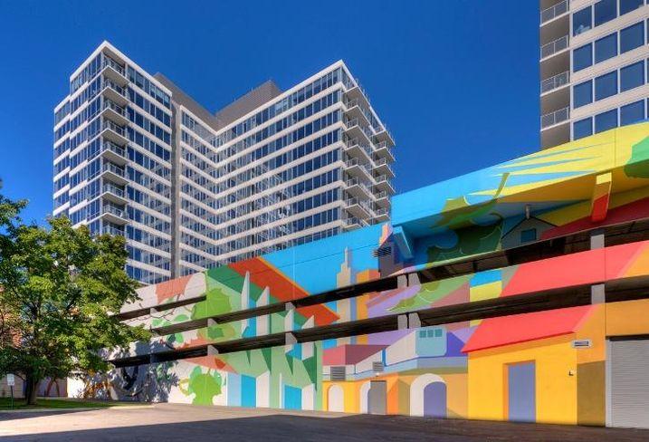 E2 Apartments, Evanston, Illinois