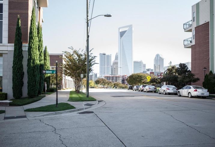The Gold District board recently obtained a Transit Supportive zoning overlay for the area, which allows all of the industrial building owners to rezone as mixed-use for a total of $9,500. This is typically the cost for one rezoning, and about a third of the property owners took advantage of this.