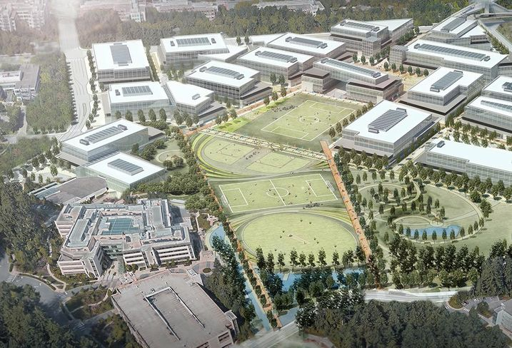 Unlike Amazon HQ2, Microsoft To Expand Current HQ By 2.5M SF