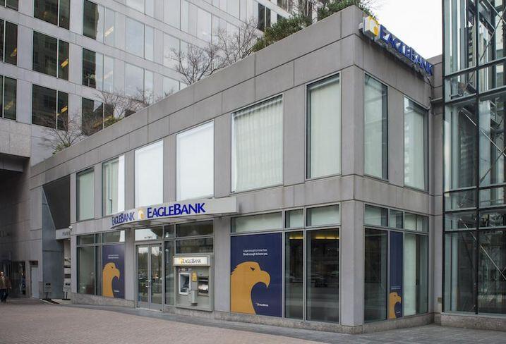 EagleBank's Rosslyn branch
