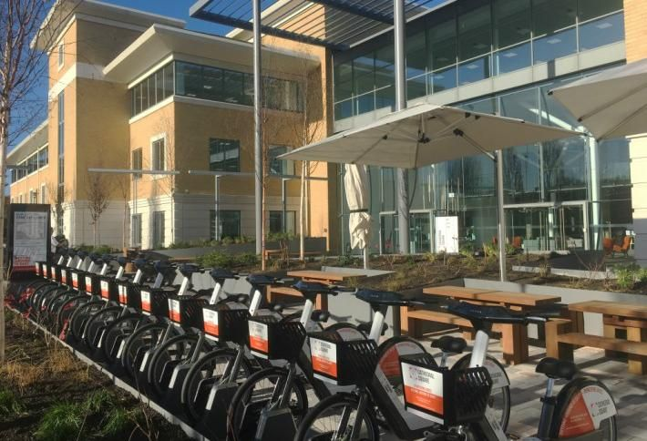 Can E-Bikes Help Power The Fortunes Of Suburban Offices?