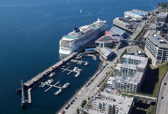 Port of Seattle Pier 66