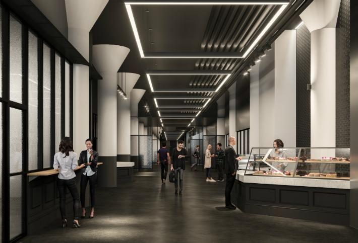 Exclusive: Savanna Begins $35M Renovation Of Falchi Building In LIC