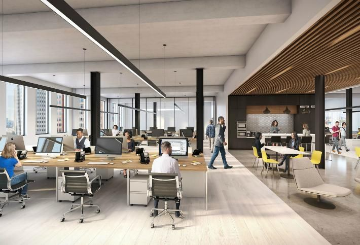 Spaces Lands Hudson Yards' First Co-Working Lease With Brookfield