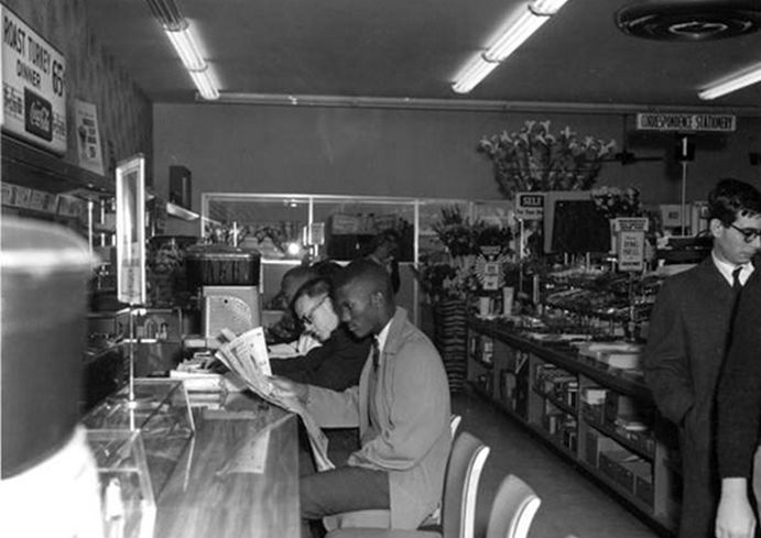 New Eatery At Nashville's Woolworth Building Honors Civil Rights Past