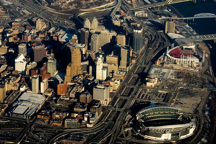 Mercy Health Subsidiary Ensemble Plans 300K SF Regional HQ In Cincinnati