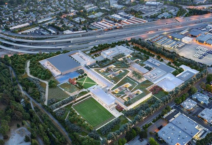 Microsoft's Newest Amenity In Mountain View Will Be Sustainability, Wellness