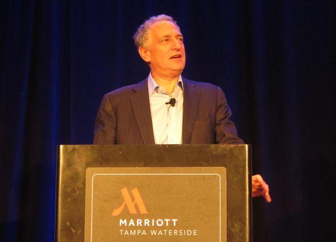 Dan Doctoroff, CEO of Sidewalk Labs