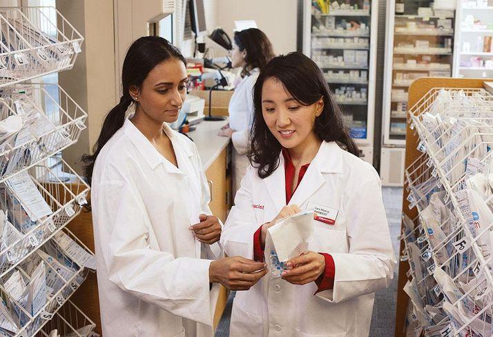 CVS Pharmacists