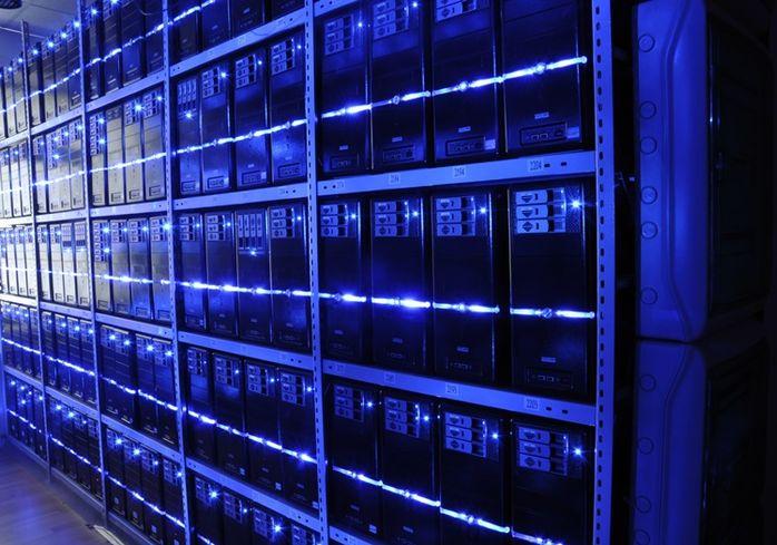 BalisticServers data center