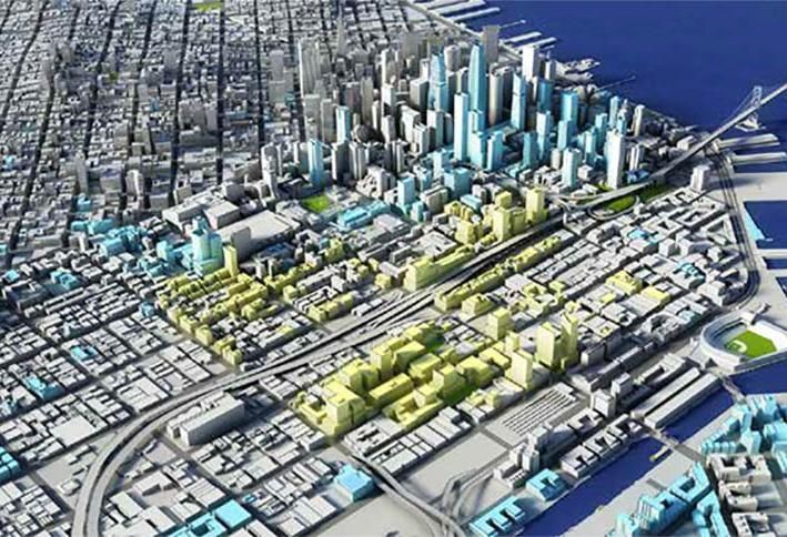 Proposed San Francisco Ballot Measure Would Set Aside 6M SF In Office For Central SoMa