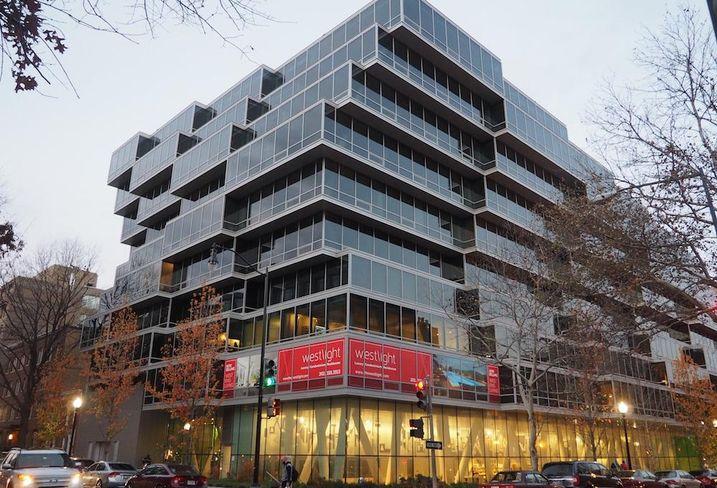 Westlight condo building