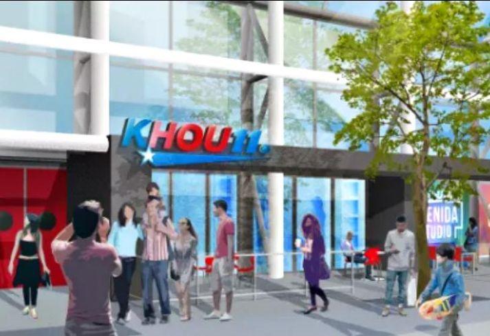 KHOU Avenida Satellite Studio