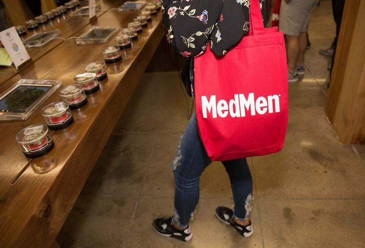 Upscale Cannabis Retail Chain MedMen Opens Its 13th Location