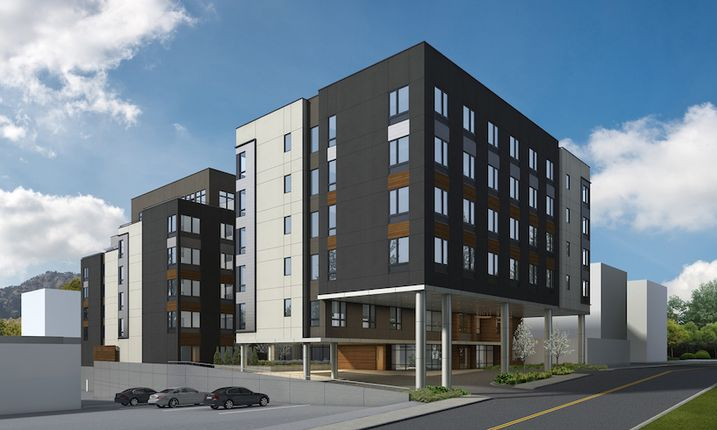 Senior Living Project Underway In Englewood