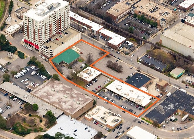 Land For Second Phase Of Downtown Raleigh Redevelopment Trades For $10M