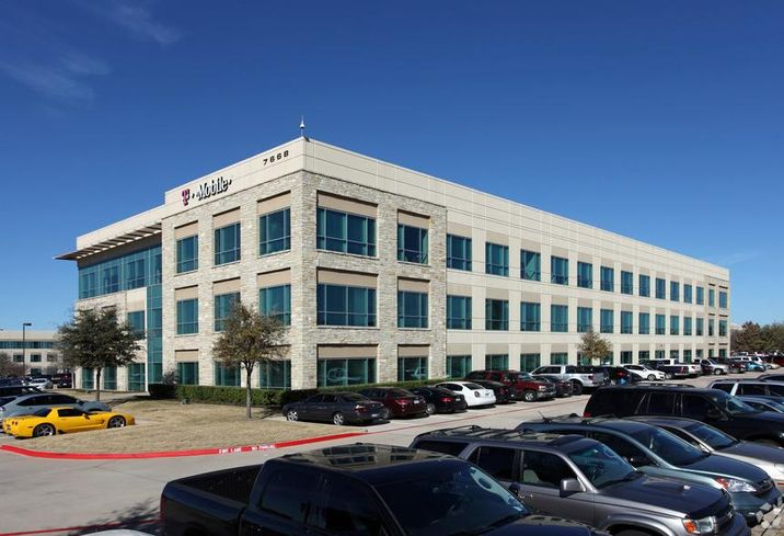 T-Mobile's office in Frisco