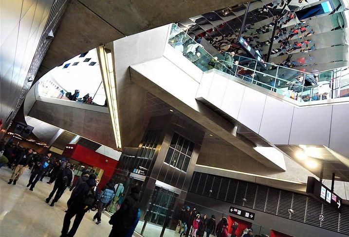 Vaughan Metropolitan Station TTC subway station