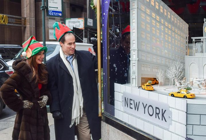 Neighborhood Tour: Midtown, The Birthplace Of Holiday Retail