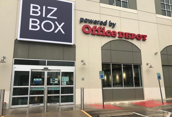 Office Depot Rolls Out New Concept In Austin Market