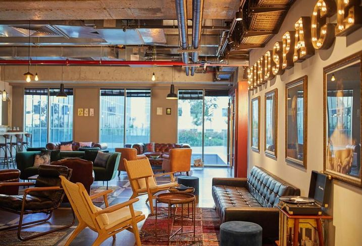 San Francisco Fast Becoming Vibrant Co-Working Destination