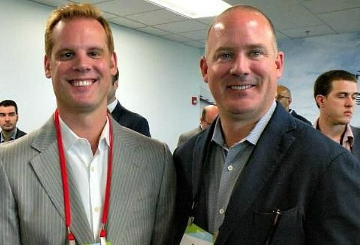 KIG Senior Director Jason Stevens and Managing Partner Todd Stofflet