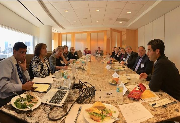 In Private Meeting, Miami Mayor Shares Outlook With CRE Execs