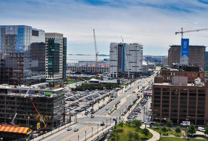 The Seaport Now Commands Home Prices Of $2K Per SF