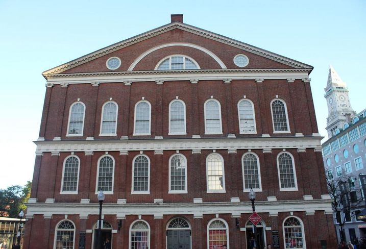 Boston Wages War On Climate Change By Retrofitting Revolutionary History With Rising Sea Levels