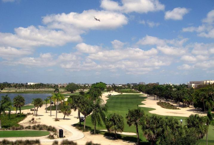 Goodbye, Florida Golf Courses. Hello, Development