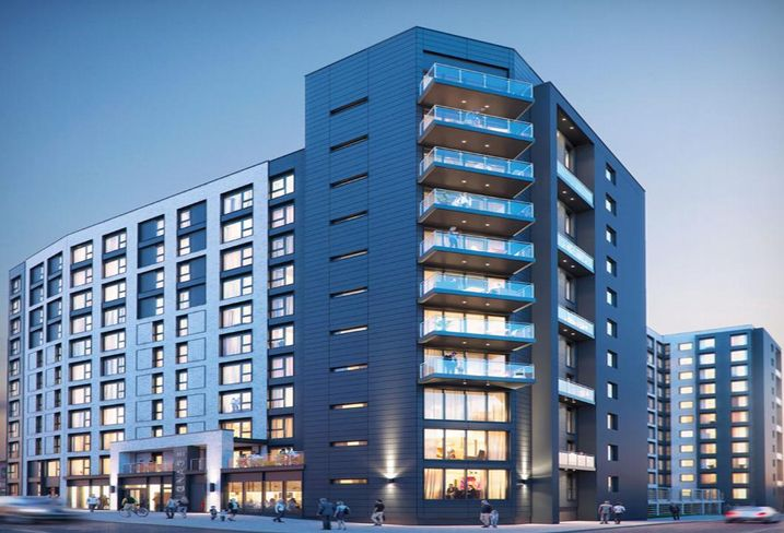 Birmingham's first PRS - private rented sector - apartment scheme to complete. The £50M Forum at Pershore Street, next to the former wholesale markets site in the Smithfield district is being developed by Rockspring Property Investment Managers. Bouygues UK is the main contractor and Linkcity is development manager.