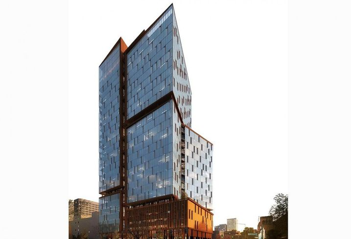 TMG Partners Proposes A 420-Foot Office Tower In Uptown Oakland