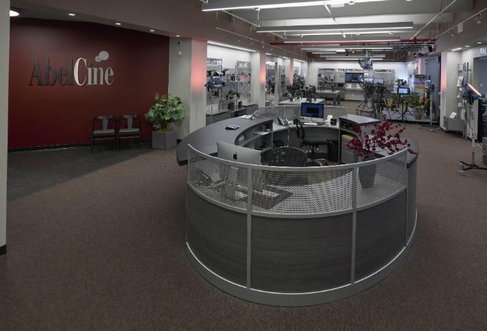 Production Equipment Company AbelCine Opens Flagship Office In Industry City
