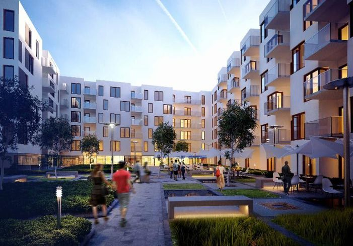 Dutch Giant Apg Backs 450m Dublin Build To Scheme