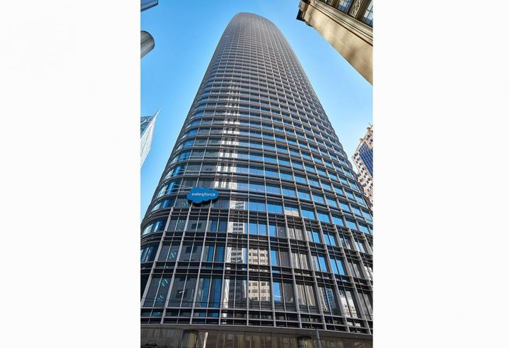 Blackwater System To Be Installed Inside Salesforce Tower