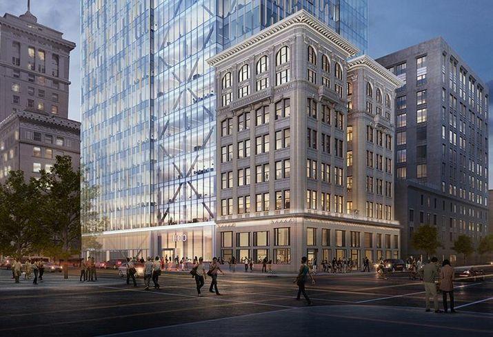 Oakland's Next Big Office Development Breaks Ground