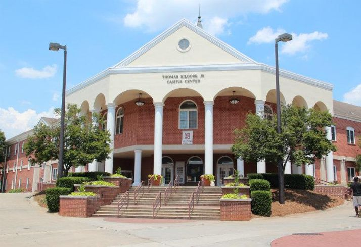 Thomas Kilgore Campus Center at Morehouse College