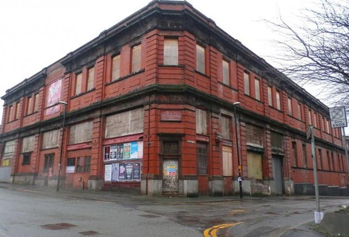 Manchester Mayfield is a former railway station located on the south side of Fairfield Street, opposite Manchester Piccadilly station.