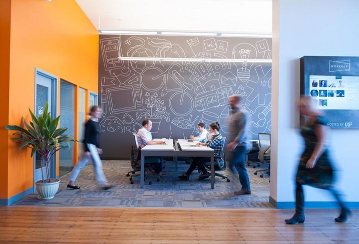 How Workbar Plans To Profit From Blurring The Work-Life Balance