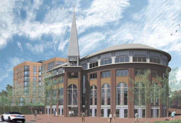 Graceful Growing Together church condo project Bethesda
