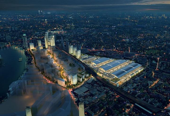 This Chinese Developer Has Committed To Build £4.5B In London In Less Than A Year