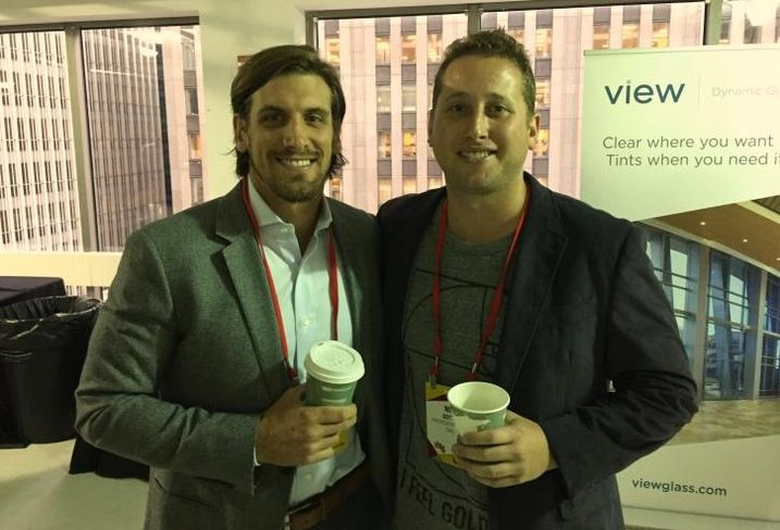 Kiser Group Director Michael D'Agostino and Property Markets Group Director Noah Gottlieb