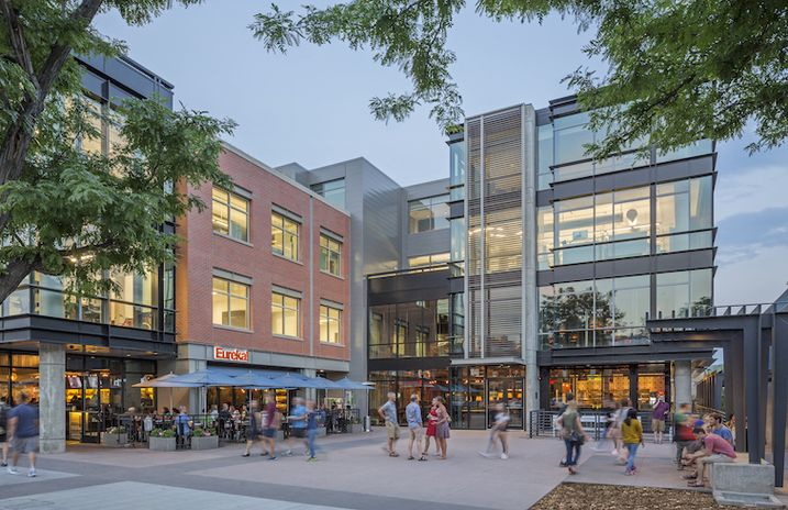 Connection To Surrounding City, Outdoors Key To Creative Office Success