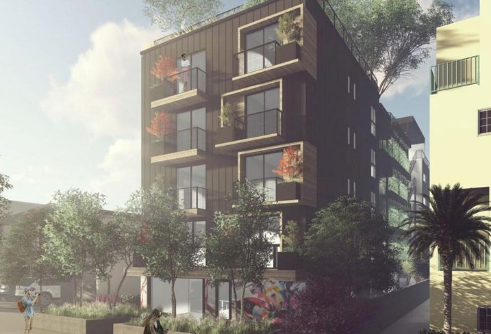 Treehouse Co-Living is building the first co-living project in Los Angeles.