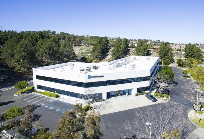 BLT Enterprises sold a 41K SF medical office in Aliso Viejo to Sherry Family Trusts for $13.7M