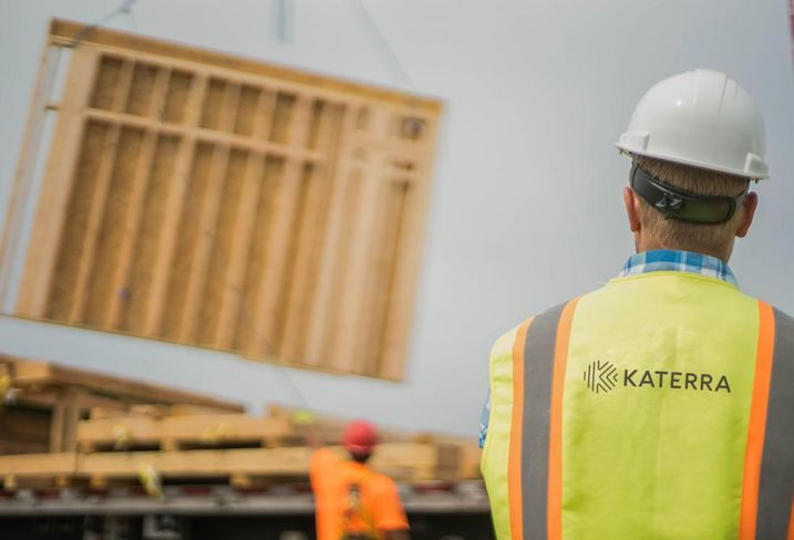 SoftBank-Led Fund Invests $865M In Construction Tech Startup Katerra
