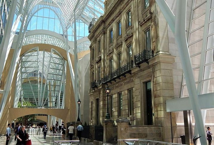 Brookfield Place GTA malls Retail Council of Canada Eaton Centre Yorkdale